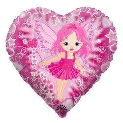 """Little Fairy"" 18"" (45cm.)"