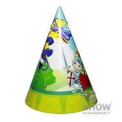 """Paper Hat """"Knight"""" (1pcs.)"""