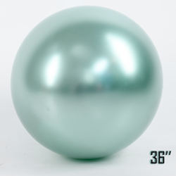 "Show™ 36"" CHROME,  Pearl Mint (1 pcs.)"