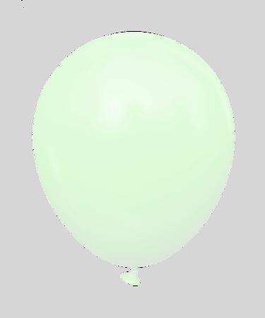 """Kalisan™  12"""" Green Macaron (25 pcs./pack.)"""