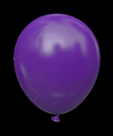 "Kalisan™  5"", Purple (50 pcs./pack.)"