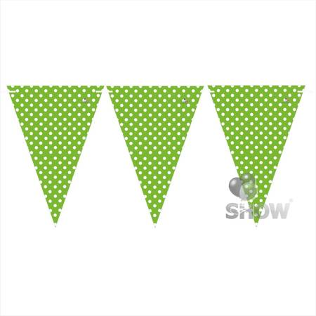 """Paper Garland """"Dots"""" (1pack.)"""