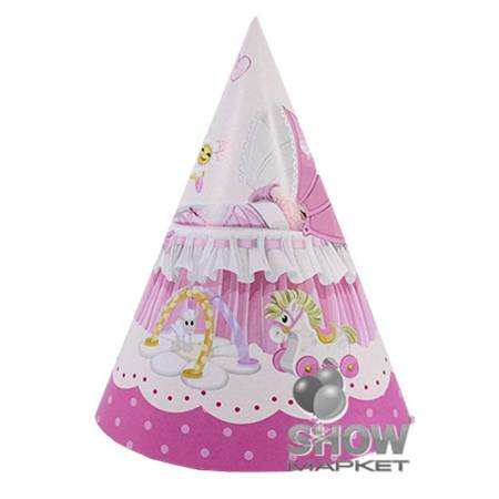 """Paper Hat """"Baby Carriage"""" (1pcs.)"""