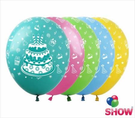 "SHOW™ 12"" ""Cake"" (10 pcs.)"