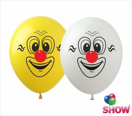 """SHOW™ 12"""" """"Clown"""" (10 pcs.)"""