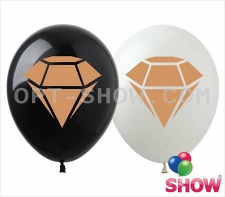 "SHOW™ 12"" ""Diamond"" (10 pcs.)"