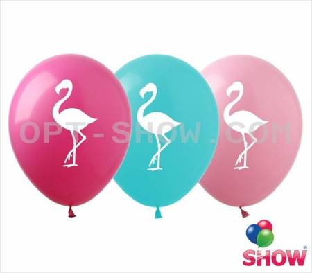 "SHOW™ 12"" ""Flamingo"" (10 pcs.)"
