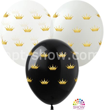 """SHOW™ 12"""" """"Gold Crown"""" (10 pcs.)"""