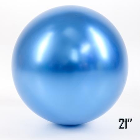"Show™ 21"" CHROME,  Blue (1 pcs.)"