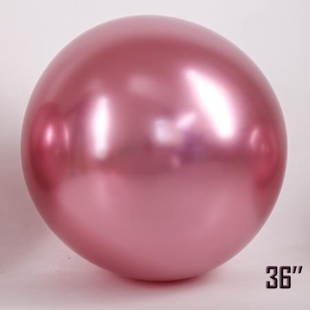 "Show™ 36"" CHROME,  Pink (1 pcs.)"