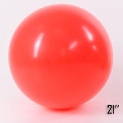 """Balon  21""""  Czerwony (1 szt.)"""