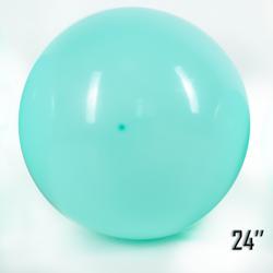 "Balon  24""  Turkus Pastelowy (1 szt.)"