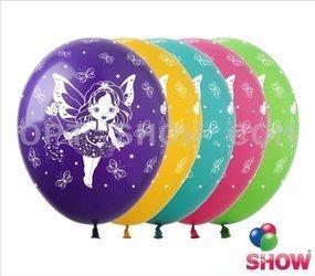 """Balony  """"Mała Wróżka"""" (10 szt.)"""