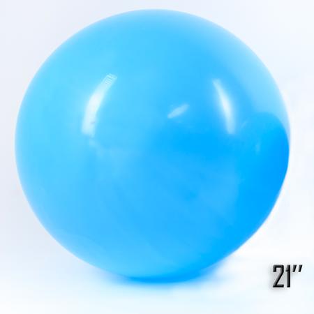 """Balon  21""""  Błękitny (1 szt.)"""