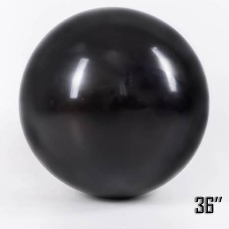 """Balon  36"""" Czarny (1 szt.)"""