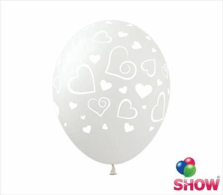 """Balony """"Serca"""" (10 szt.)"""